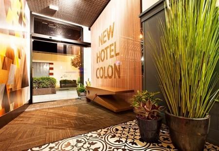 Interiorismo Onikot Rita Rubira Hotel New Colon Mataro