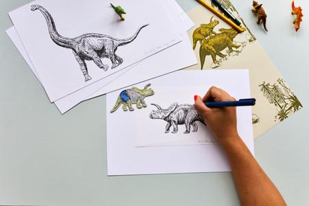 Diseño papeles pintados