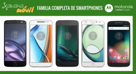 Asi Queda El Catalogo Completo De Moviles Motorola Tras La Llegada