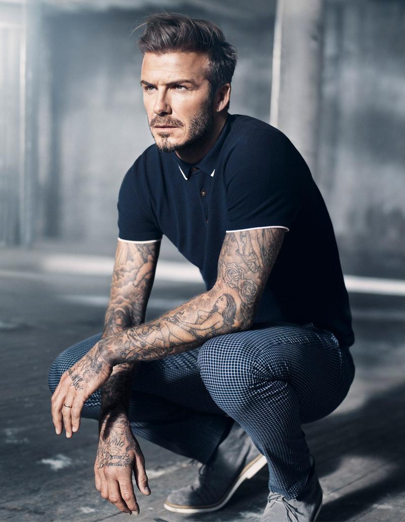 Foto de David Beckham para H&M Modern Essentials (8/11)
