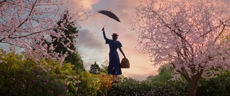 'El regreso de Mary Poppins' lanza un nuevo tráiler cargado de nostalgia, belleza y magia