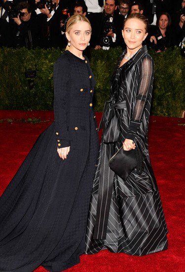 Mary-Kate y Ashley Olsen han venido para salvar la Gala del Met 2014