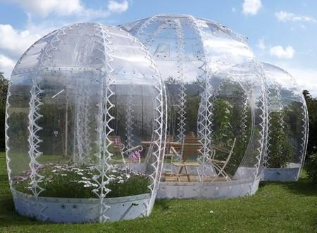 The Invisible Garden House, la cúpula de Steven Spielberg ha caido en Copenhague