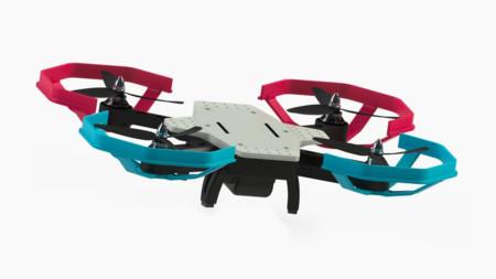 Eedu es un dron que puedes montar en treinta minutos y te invita a desarrollar para él