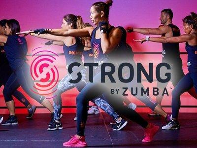 Strong by Zumba: HIIT en una clase colectiva al ritmo de la música