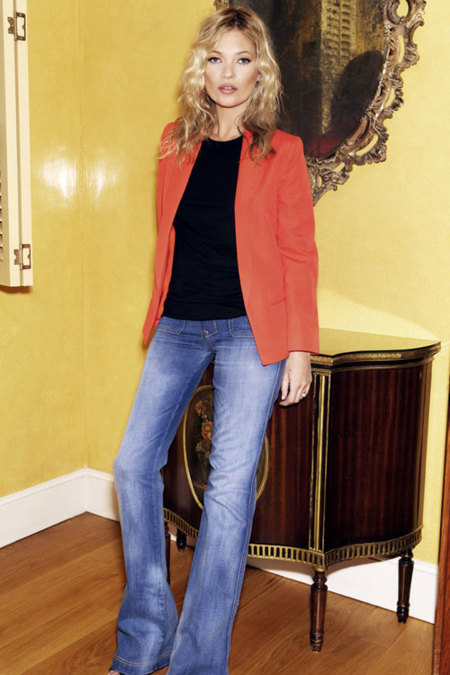Kate Moss para MAngo