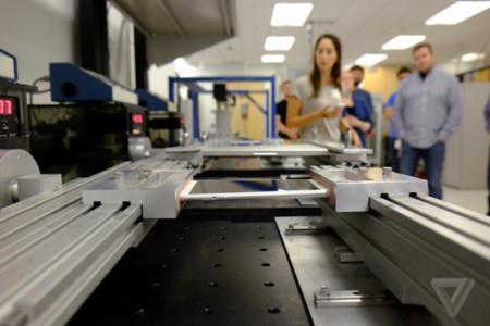 Apple abre las puertas de sus instalaciones de pruebas