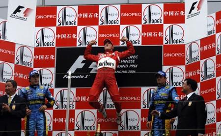 China 2006 Podio
