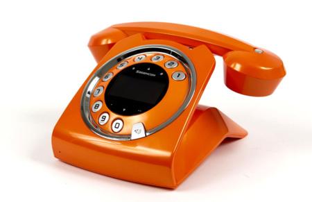 Un teléfono inalámbrico como los de antes