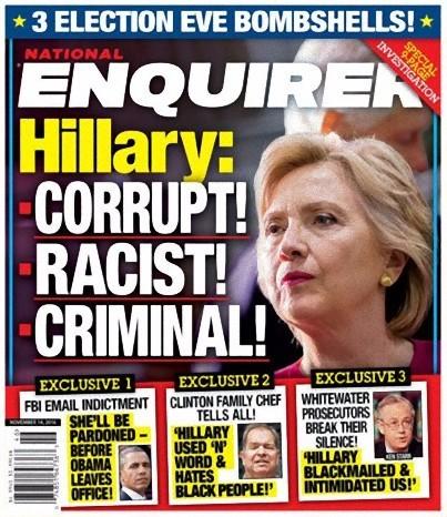 A Hillary Clinton la ponen a caldo
