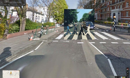 Abbey Road. The Beatles
