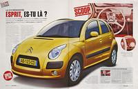 ¿Veremos el renacer el Citroën 2CV?