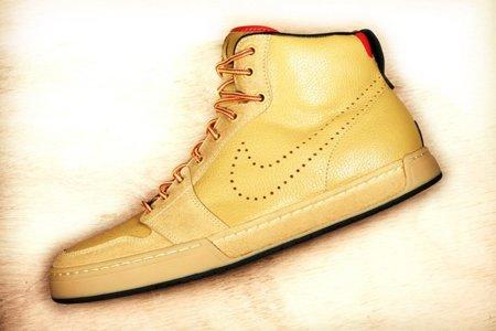Nike apuesta por el color dorado para su nueva zapatilla en 2011