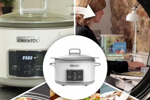 ¿Estas pensando en comprar una olla de cocción lenta Crock-Pot? Amazon tienen varias en oferta de diferentes capacidades