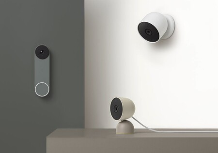 Google Nest Doorbell y Nest Cam con batería: así son los nuevos dispositivos de Google para la vigilancia del hogar