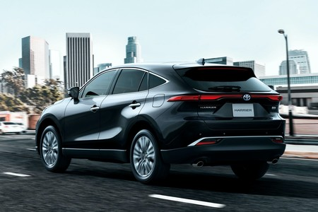 Toyota Harrier 2021 5
