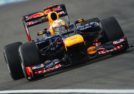 Red Bull investigada por una posible irregularidad técnica