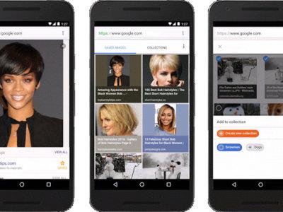 Google presenta su función para guardar y crear colecciones con las imágenes de nuestras búsquedas