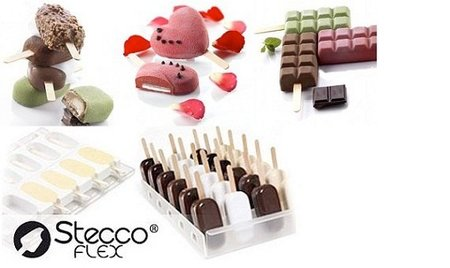 Prepara tus helados en casa con moldes de silicona