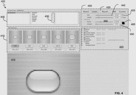 Nueva patente de Apple para interfaces de usuario independientes de la resolución