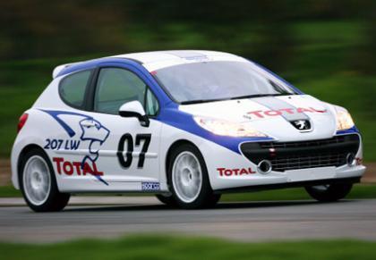 Peugeot tendrá su copa monomarca de circuitos