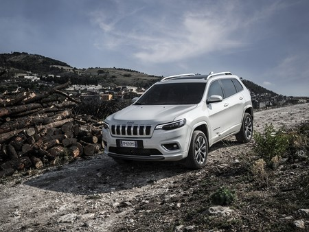 New Jeep Cherokee Overland 15