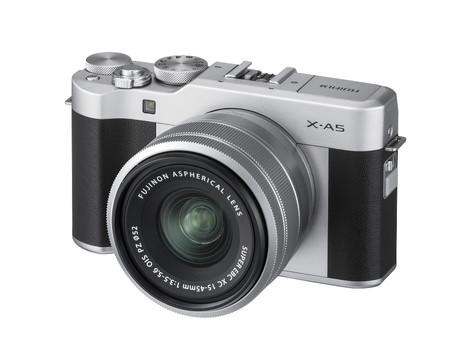 X A5 Silver Frontoblique Xc15 45mm