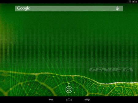Android-x86, instalación finalizada