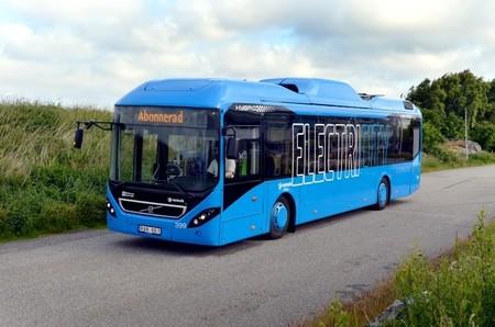 Volvo lanzará en 2015 un autobús eléctrico que entrará en servicio en Gotemburgo