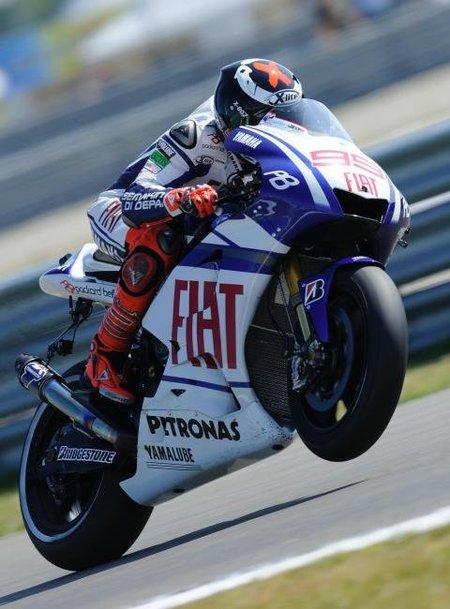 MotoGP Holanda 2010: Jorge Lorenzo continúa haciendo historia y afianza aún más su liderato