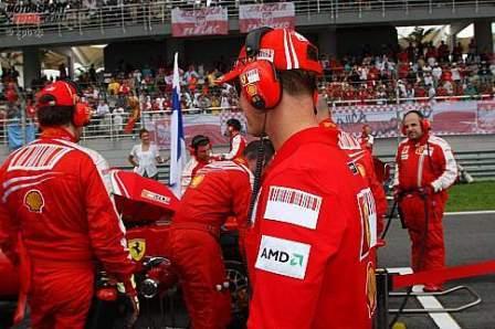 Algo tiene que cambiar en Ferrari