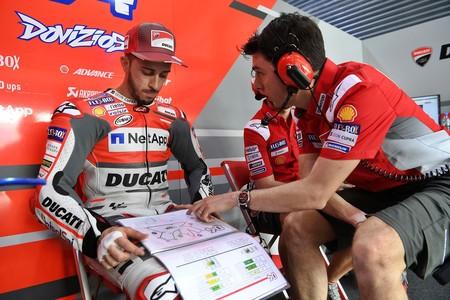 Andrea Dovizioso Motogp Catar 2018 2