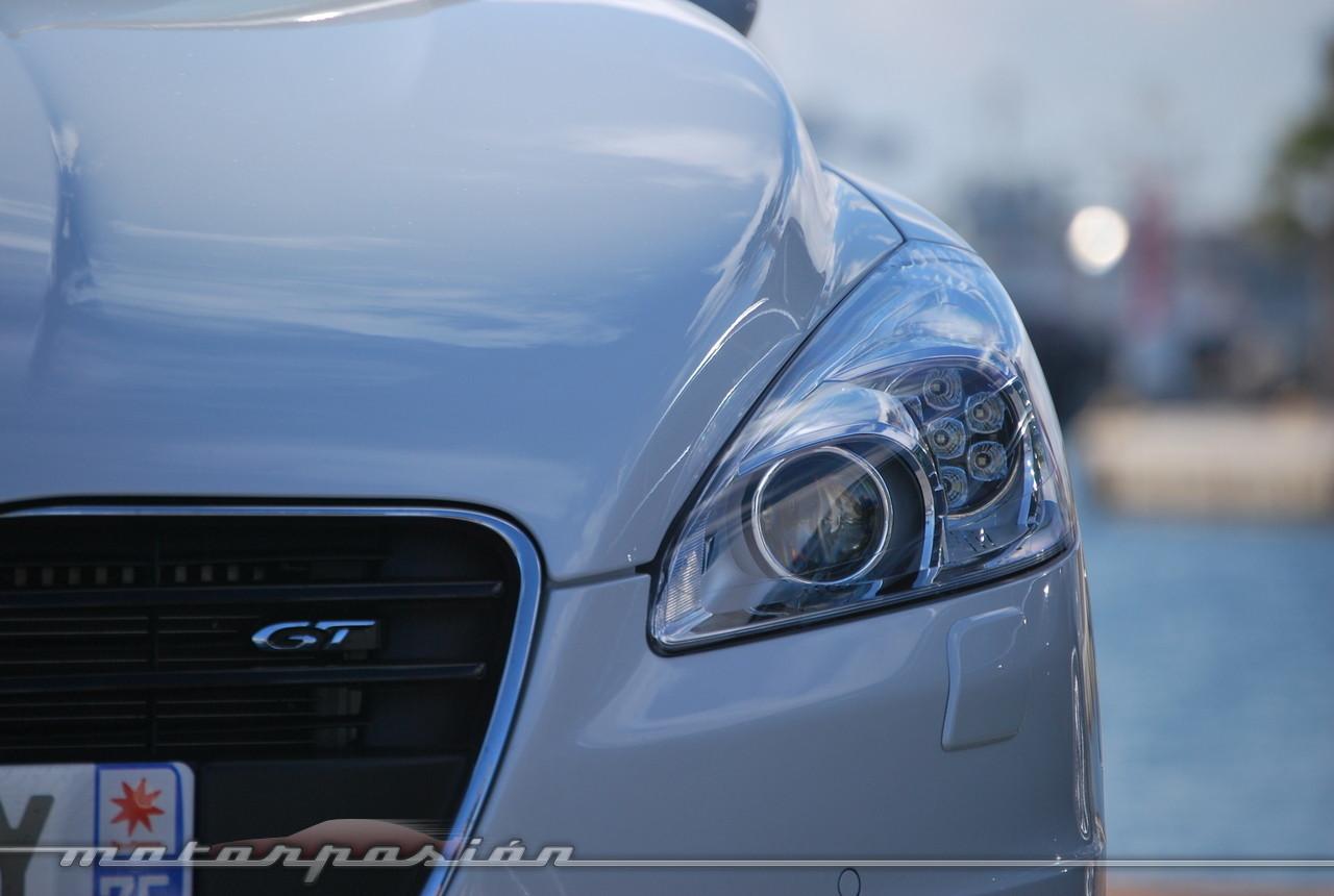 Foto de Peugeot 508 y 508 SW (presentación) (109/118)