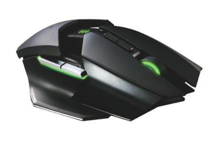 Razer Ouroboros es un ratón inalámbrico, ajustable y para jugar