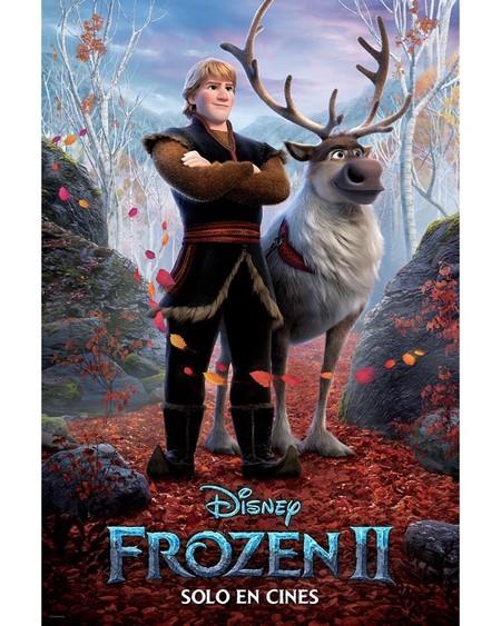 Frozen 2 Kristoff