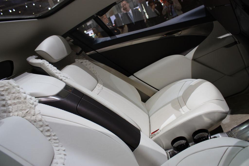 Foto de Aston Martin, el retorno del Lagonda  (8/9)