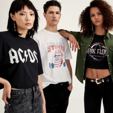 Lefties sacará a la estrella de rock que llevas dentro con su nueva colección de camisetas
