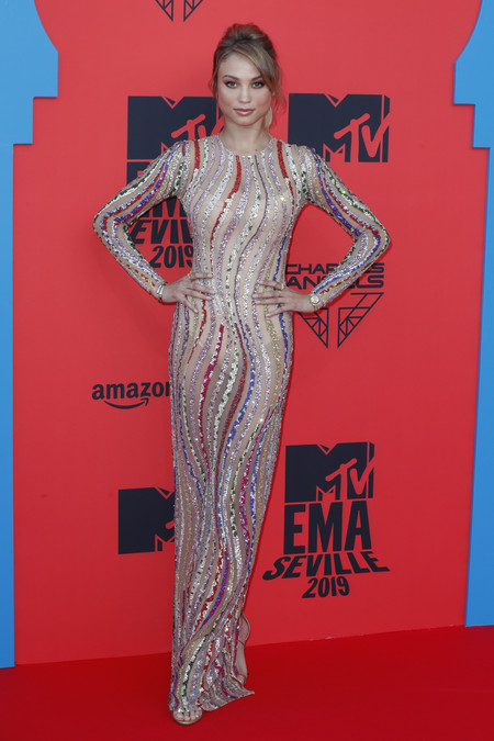 Rose Bertram mtv ema 2019