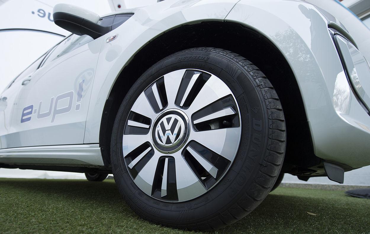 Foto de Volkswagen e-up! (21/26)