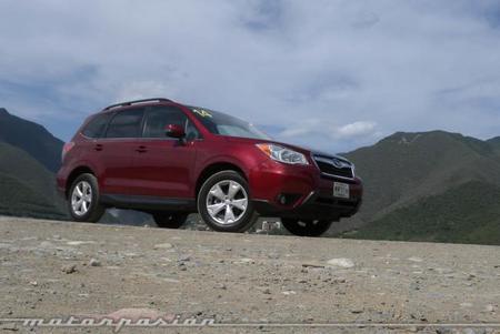 Subaru Forester, prueba (parte 1)