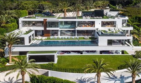 Conoce la 924 Bel Air Road, una fantástica casa en Los Ángeles (y la más cara de Estados Unidos)
