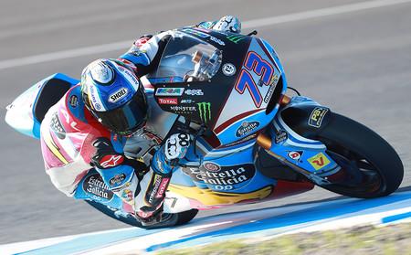 Así les ha ido en los test de Jerez a los tres pilotos candidatos al título de Moto2 2018