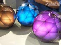 Yantouch, un ingenioso dock-lámpara-altavoz para iPhone