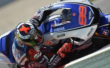 MotoGP 2012: Jorge Lorenzo y las Yamaha vuelan en el test de Motorland
