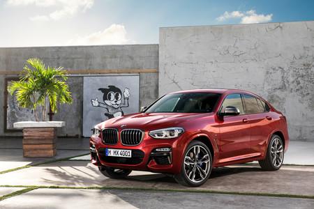 BMW X4 frontal