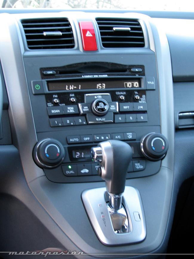 Foto de Honda CR-V (presentación) (27/45)