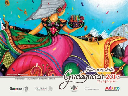 Agenda gastronómica en México, Julio 2017