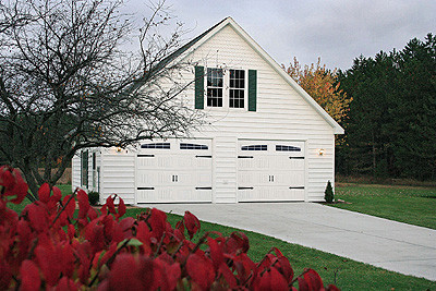 Puertas de garaje Hörman, más espacio y estética