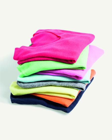 Benetton nos anima a tomarnos la vida más light con sus jerséis de cachemire