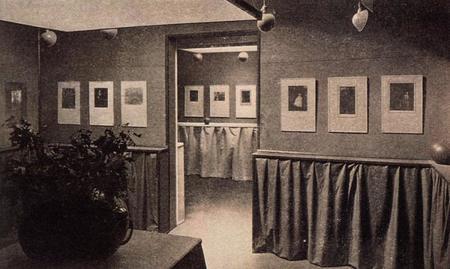 Galería 291 o cómo la fotografía llegó a exponerse en una sala de arte